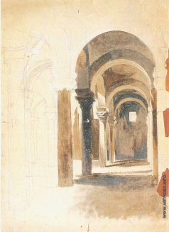 Гагарин Г. Г. Древнее водохранилище Бин-бир-дерех «1001 колонна» в Константинополе