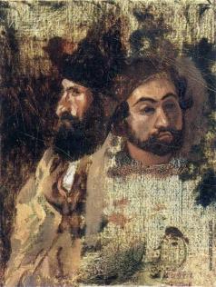 Гагарин Г. Г. Два перса