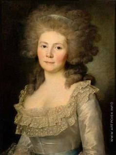 Вуаль Ж. Портрет графини Н.А. Буксгевден