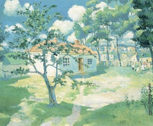 Малевич К. С. Весна