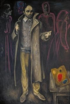 Попков В. Е. Шинель отца