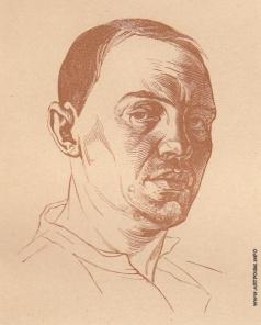 Маторин М. В. Портрет художника  Василия Яковлева