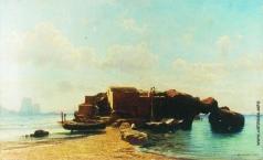 Боголюбов А. П. Малая гавань. Капри