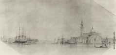 Айвазовский И. К. Венеция