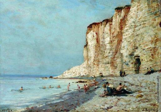 Боголюбов А. П. Морской берег