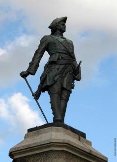 Антокольский М. М. Памятник Петру I