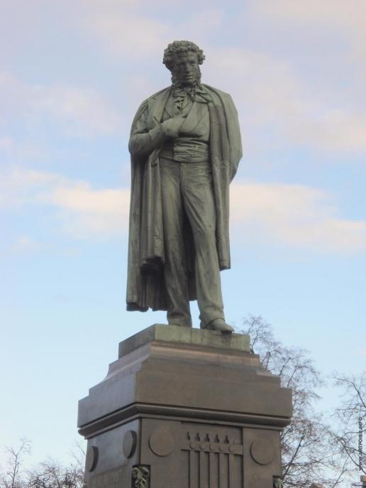 Опекушин А. М. Памятник А. С. Пушкину