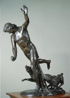Прокофьев И. П. Актеон, преследуемый собаками