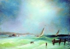 Боголюбов А. П. Морской вид