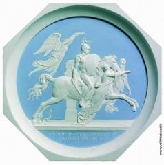 Толстой Ф. П. Первый шаг императора Александра за пределы России в 1813 году