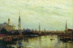 Боголюбов А. П. Москва