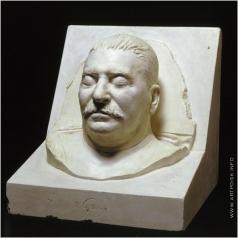 Манизер М. Г. Посмертная маска И.В.Сталина