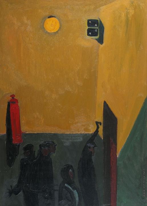 Попков В. Е. Звонок в дверь