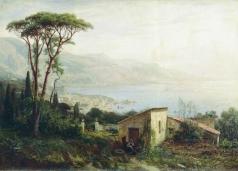 Боголюбов А. П. Неаполитанский залив