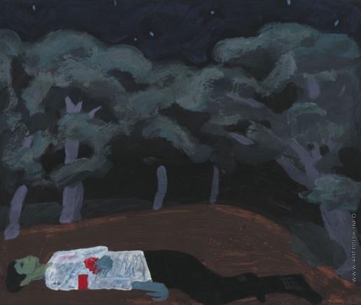 Попков В. Е. Убийство дружинника