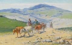 Зоммер Р. К. Кавказский караван