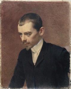 Соколов А. П. Портрет художника И.И. Ендогурова