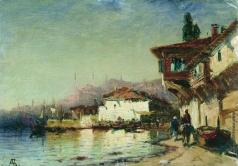 Боголюбов А. П. Окрестности Константинополя. 1856–