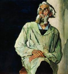 Корин П. Д. Портрет С.Т.Коненкова