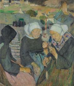 Мутермилх М. Бретонские женщины