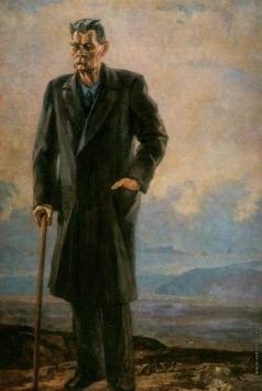 Корин П. Д. Портрет А.М. Горького