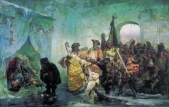 Якоби В. И. Свадьба в Ледяном доме