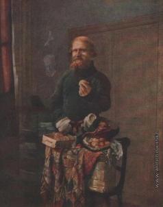 Якоби В. И. Разносчик фруктов