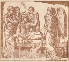Маторин М. В. Иллюстрация к книге «Гальберг»