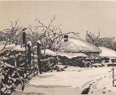 Маторин М. В. Иллюстрация к книге «Дубовской»