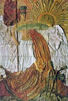 Коненков С. Т. Барельеф «Павшим в борьбе за мир и братство народов» для Кремлёвской стены