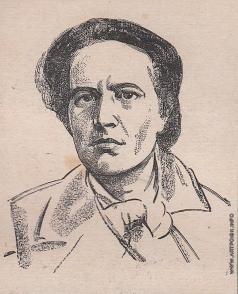 Маторин М. В. Портрет скульптора А.С. Голубкиной