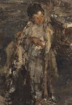 Фешин Н. И. Пастушок