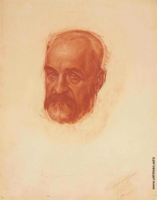 Яковлев А. Е. Портрет князя Георгия Львова