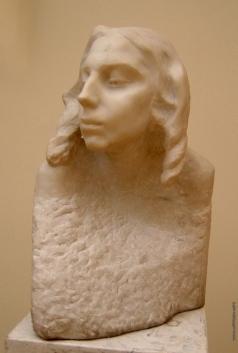 Голубкина А. С. Портрет скульптора Е. Д. Никифоровой-Кирпичниковой