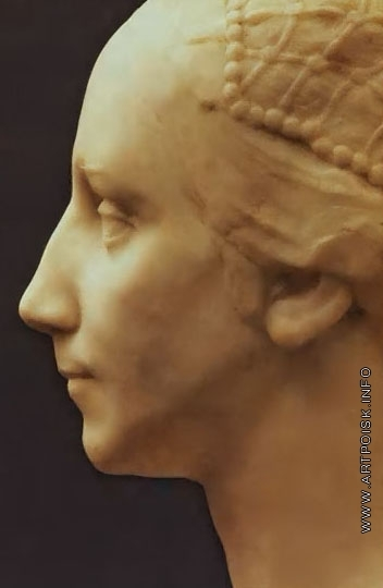 Голубкина А. С. Женщина в чепце