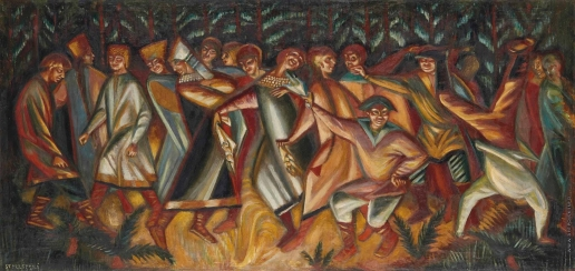 Стеллецкий Д. С. Ночь святого Иоанна