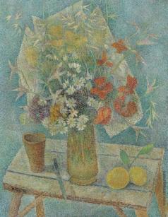Маревна М. Б. Натюрморт с цветами