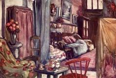 Кругликова Е. С. Моя мастерская в Париже