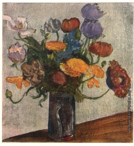 Кругликова Е. С. Цветы