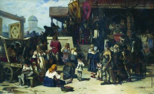 Суриков В. И. Княжий суд