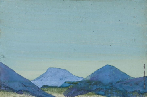 Рерих Н. К. Монголия