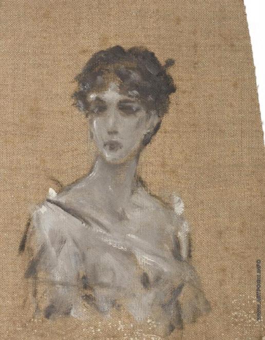 Котарбинский В. А. Портрет женщины