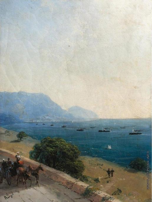 Айвазовский И. К. Флот на Черном море