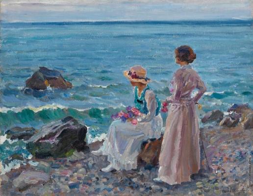 Виноградов С. А. Женщины у моря