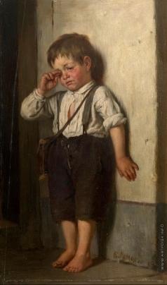 Лемох К. В. Несчастный мальчик