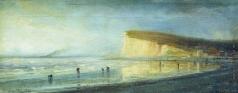 Боголюбов А. П. Трепор. Отлив (Берег моря)