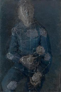 Челищев П. Ф. Абстрактный портрет