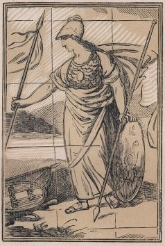 Маторин М. В. Иллюстрация к обложке книги «Егоров»