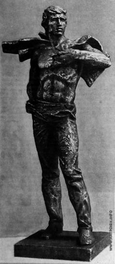 Переяславец М. В. Молодой строитель