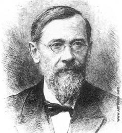 Матэ В. В. Портрет В.О. Ключевского